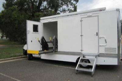 Mobile Clinic Dental