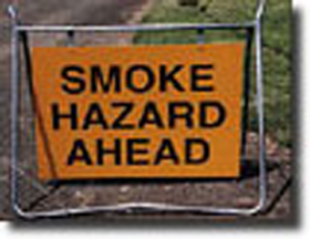 Smoking Hazard